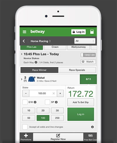 The Betway Horse Racing App for Mobile Betting Reviewed
